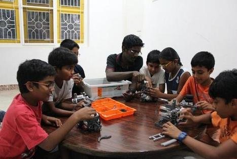 Boys and their machines - The Hindu | Lego Mindstorms | Scoop.it