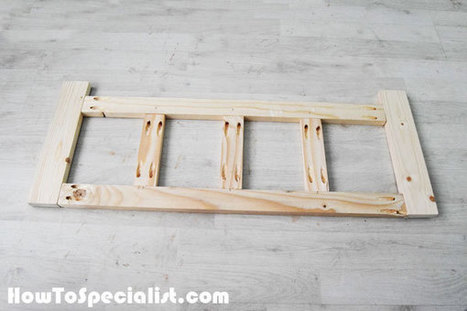 DIY Wall Mounted Coat Rack | MyOutdoorPlans | Free Woodworking Plans and Projects, DIY Shed, Wooden Playhouse, Pergola, Bbq | Garden Plans | Scoop.it