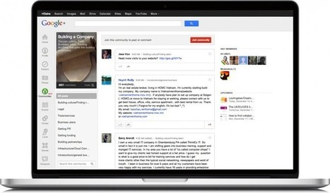 What You Need To Know About Google+ Communities | Simply Zesty | Public Relations & Social Media Insight | Scoop.it