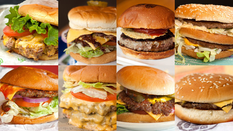 The best and worst chain burgers | enjoy yourself | Scoop.it