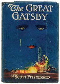 Great Gatsby first edition jacket   Ms. Li's ENG4UE   Scoop.it