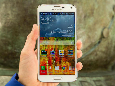 Four apps that can transform any Android device into a Galaxy S5 - CNET | Android Discussions | Scoop.it