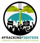 MoveOn.org: MoveOn.org #FrackingFighters Application | Media Debate on Fracking | Scoop.it