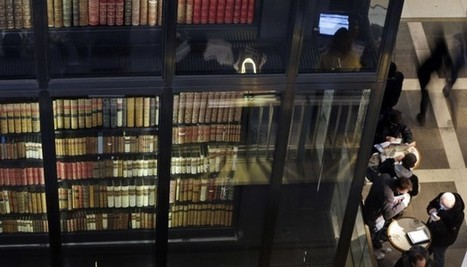 RIP le livre papier : 5 conseils aux libraires et bibliothécaires pour changer de métier | BiblioLivre | Scoop.it