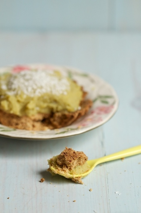 Tartelettes vertes aux pois cassés | Légumineuses | Scoop.it