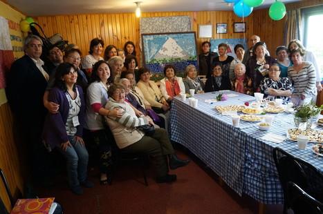 Adultos Mayores regalan cuadros de mosaico para decorar futuro ...   Enfermería Comunitaria   Scoop.it