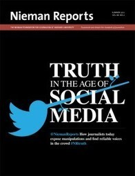 How journalists verify user-generated content, information on social media   Poynter.   JRN100InterestingStuff   Scoop.it