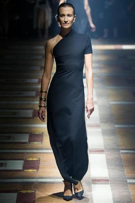 On the Lanvin Runway, 40 Is the New 20 - Style.com | Aging Well, Looking Good | Scoop.it