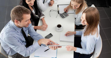 Le digital a un impact positif au travail ! | Résociaux | Scoop.it