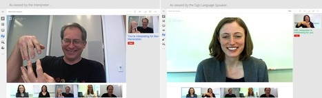 Google Chrome, Drive, Gmail Get New Accessibility Features, Google+ Hangouts Gets Sign-Language Interpreter   omar   Scoop.it