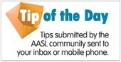 Advocacy Resources | American Association of School Librarians (AASL) | School Library Advocacy | Scoop.it