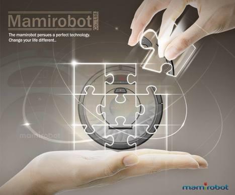 Mamirobot Europe: Mamirobot KF7 is available now in European countries! | [Mamirobot] Robot Vacuum Cleaner - robot staubsauger | Scoop.it
