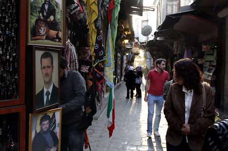 Syrian mourners call for revolt -   Coveting Freedom   Scoop.it