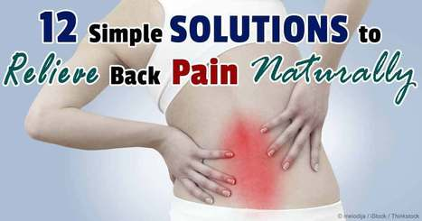 Safe and Effective Treatment for Back Pain | sciatica relief | Scoop.it