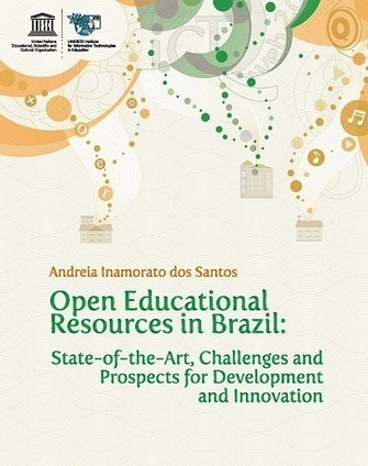 "Publication: ""Open Educational Resources in Brazil: State-of-the-Art, Challenges and Prospects for Development and Innovation"" 