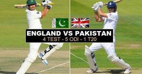 Pakistan Tour Of England & Ireland Schedule 2016   Pk Live Info   National testing Service   Scoop.it