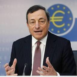 ECB cuts eurozone growth outlook - Belfast Telegraph | The European Central Bank | Scoop.it