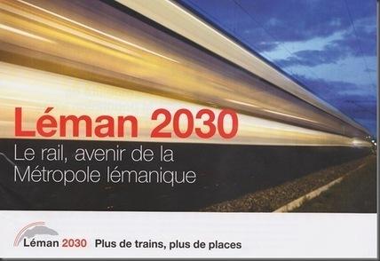 Jean-Claude MORAND: LEMAN 2030 pense aux frontaliers | Avenir de la Haute-Savoie et du bassin annécien | Scoop.it