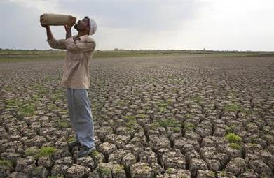 Crippling #drought in central #India leaves millions on brink | Messenger for mother Earth | Scoop.it