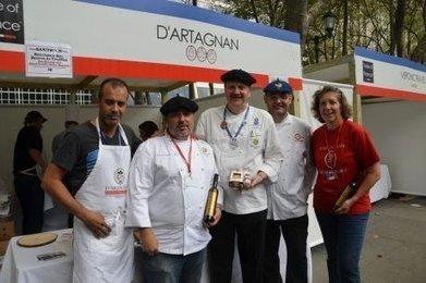 Le Sud-Ouest fait saliver les visiteurs du Taste of France | Agritourisme et gastronomie | Scoop.it