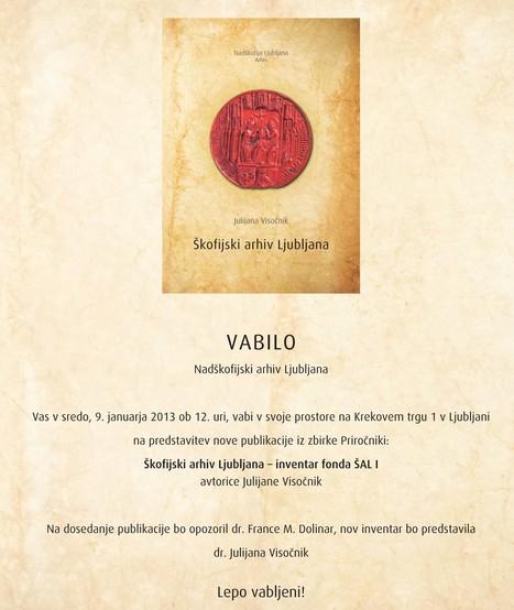 Inventar fonda ŠAL | Rodoslovje | Scoop.it