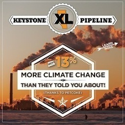 New Analysis Shows Simple Math: Keystone XL Pipeline = Tar Sands Expansion = Accelerated Climate Change   Sustain Our Earth   Scoop.it