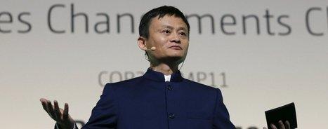 Le géant chinois d'Internet vante la parano à l'ère numérique   great buzzness   Scoop.it