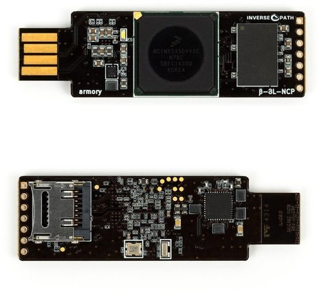 USB Armory: Open Source USB Stick Computer | Heron | Scoop.it