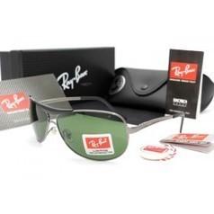 Ray Ban RB3324 Sunglasses Grey Black Frame | CHEAP OAKLEY SUNGLASSES SALE CANADA | Scoop.it