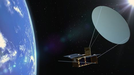 Seeding space with nanosatellites for affordable Internet | MishMash | Scoop.it