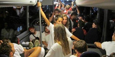 Bayonne : aller-retour au coeur du bus des Fêtes | BABinfo Pays Basque | Scoop.it