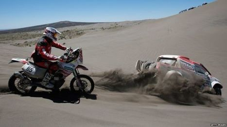 Peru 'will not host' 2016 Dakar Rally due to El Nino - BBC News | Communication in  the digital era | Scoop.it