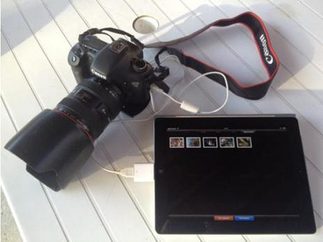 l'iPad, le nouveau compagnon des photographes ? Retour d'expérience d'un pro - Tablette-tactile.net | ipad Pro | Scoop.it