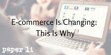 Future of Ecommerce Is Social & Mobile...Here's Why via @Paper_li | Ecom Revolution | Scoop.it
