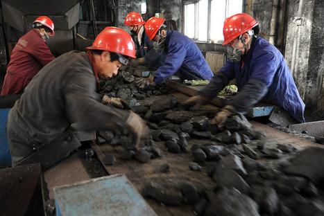 China's Clean-Fuel Focus Tests U.S. Coal-Export Lifeline | Sustain Our Earth | Scoop.it