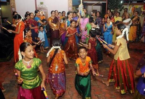 Dance of devotion - The Hindu | Devotional Emotional Spiritual Consciousness Intelligence | Scoop.it