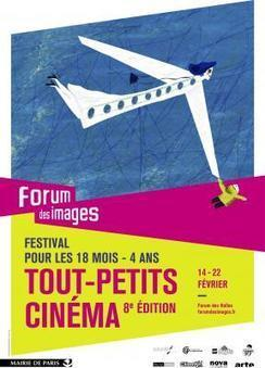 Festival Tout-Petits Cinéma au Forum des Images - Sortiraparis | Ecole maternelle : devenir élève | Scoop.it