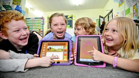 Five Studies to Prove the iPad's Educational Worth | KiteReaders ... | Mobile learning and iPads | Scoop.it
