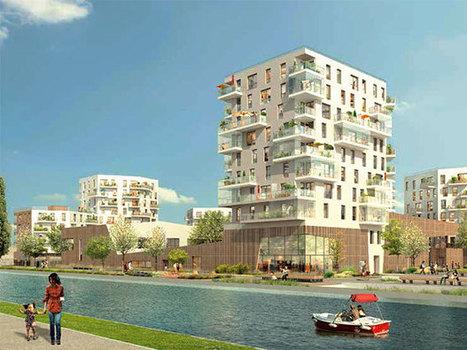 AU FIL DE L OURCQ - Programme immobilier BOBIGNY | actualités en seine-saint-denis | Scoop.it