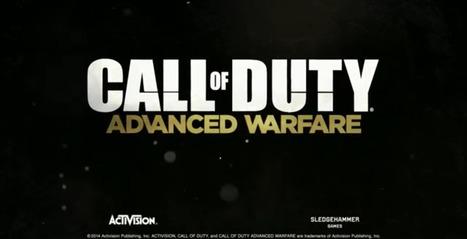 Call Of Duty : Advanced Warfare sortira le 4 novembre 2014 | Actu PS4 | Scoop.it