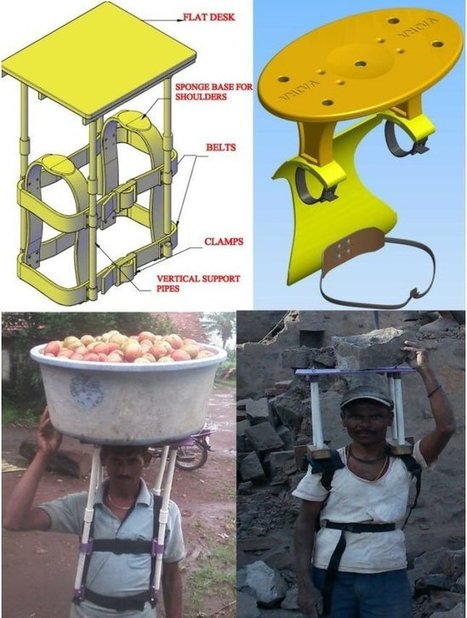 Seven prototypes from the Gandhian Technological Innovation Awards | Social Foraging | Scoop.it