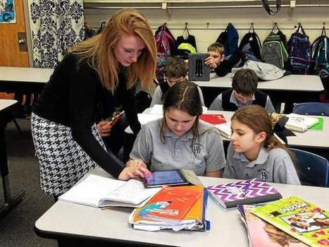 Project Launch Pad: Students get a digital lesson in English - The Times Herald | Teaching and Assessing Writing | Scoop.it