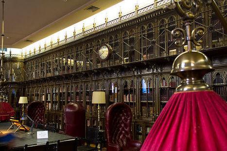 Las bibliotecas más bonitas de Madrid | Noticias de bibliotecas | Scoop.it