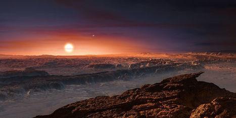 Proxima b : découverte de l'exoplanète la plus proche de la Terre | La mesure | Scoop.it