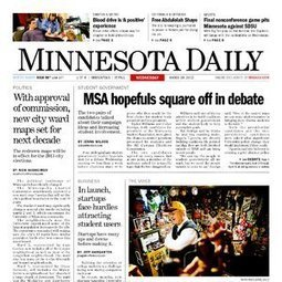 Journalists pushing Daisey - Minnesota Daily | Journalism in Transition | Scoop.it