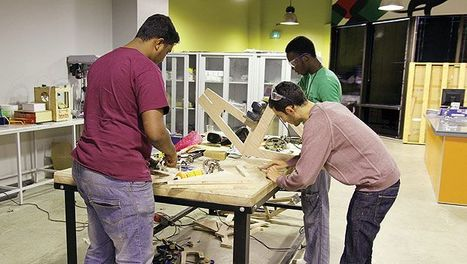 Fab Lab Arabia: Where innovations begin - Arab News | Artilect Fab Lab Toulouse | Scoop.it