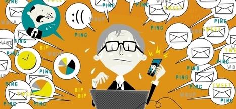 Les salariés plébiscitent les bénéfices des outils numériques | Problématiques 2.0 | Scoop.it