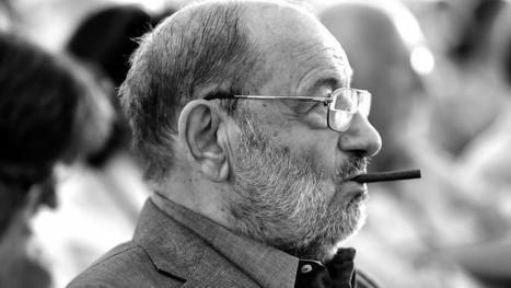 Mort d'Umberto Eco : les réactions émues du monde de la culture | Bibliothèque et Techno | Scoop.it