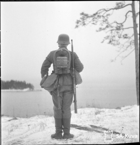 The Front Lines and the Fallen: Photographs of Finland in WWII | European History 1914-1955 | Scoop.it