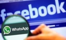 فيسبوك تضيف خدمة الأتصال الصوتى لواتس أب بعد أستحواذها عليه | Mobasher Tech | Scoop.it